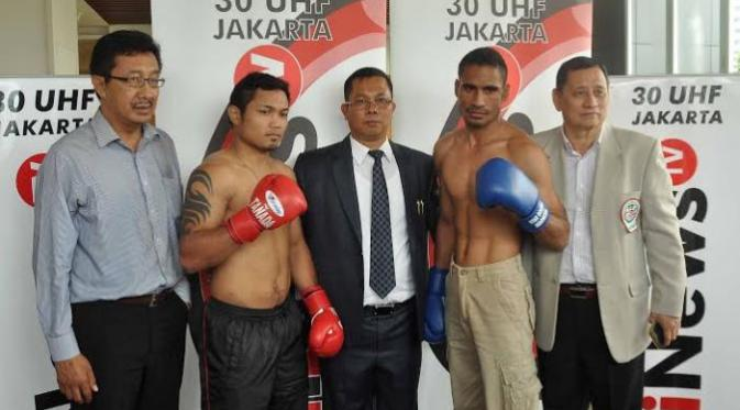 Allan Tanada to face Roy Mukhlis on April 22nd